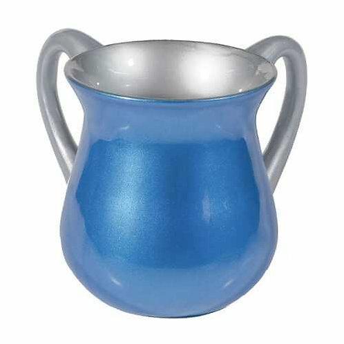 נטלה קטנה אלומיניום כחול