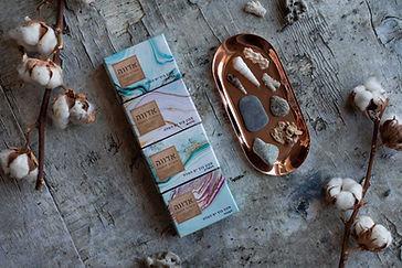 ליאור עיצובים - סבון בוץ ים המלח