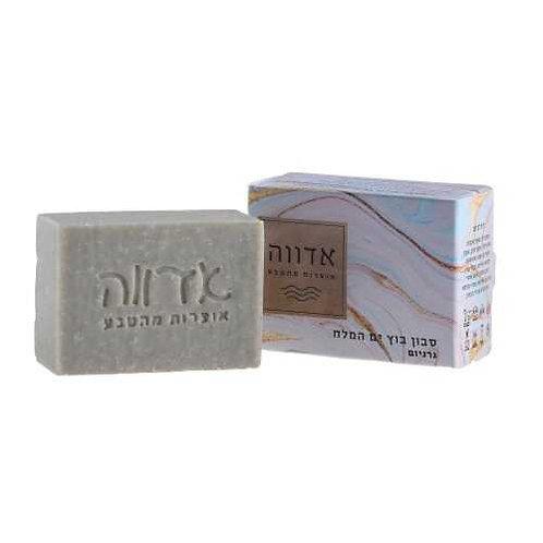 סבון בוץ ים המלח גרניום