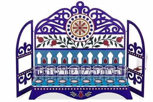 חנוכיה קהילות ישראל