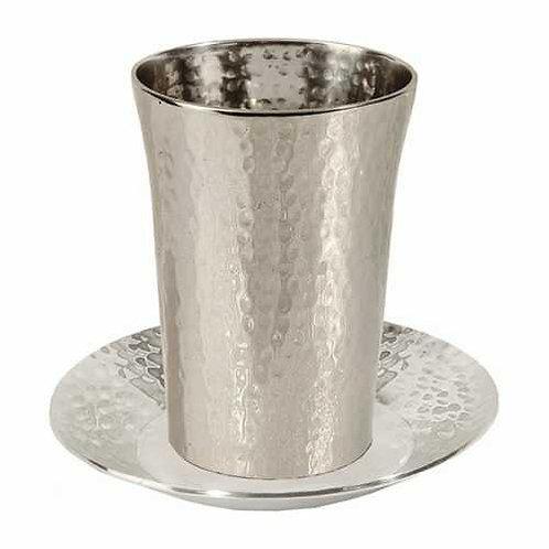 כוס קידוש ישרה- עבודת פטיש