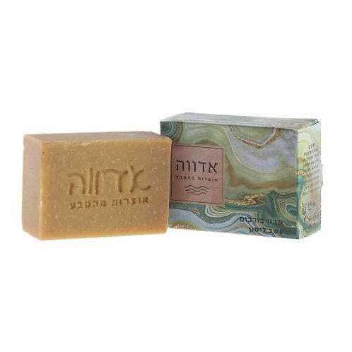 סבון טיפולי - סבון כורכום, עשב לימון - אדווה