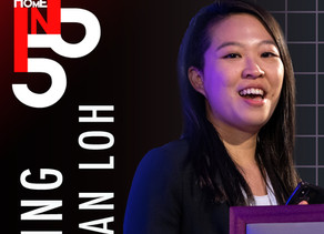 Women in Engineering and the Future of STEM | TEDxFromHome's 5 in 5 with Ying Wan Loh