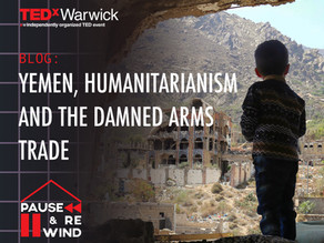Yemen, Humanitarianism and the Damned Arms Trade