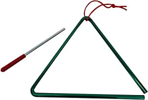 Green or Red triangles