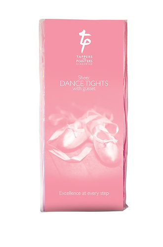 Tappers & Pointers Economy Dance Tights