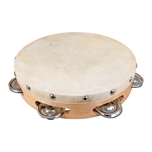 8 inch tambourine