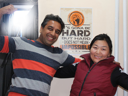 """""""The program inspired me so much that I along with colleagues replicated it in India."""""""