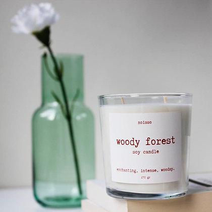 Woody Forest Soya Mumu Maxi