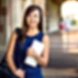 Jeune fille académique