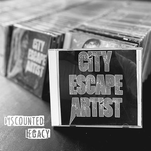 Discounted Legacy by City Escape Artist - CD