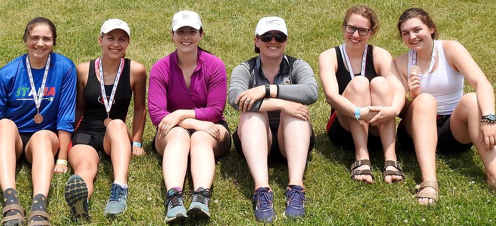 girls varsity crew