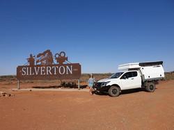 Camping silverton
