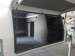 twin drawer option