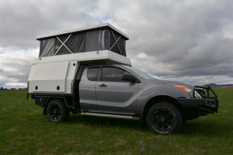 slide on camper roof