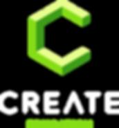 CREATE_Education_Logo_RGB_Gruen_Weiss_qu