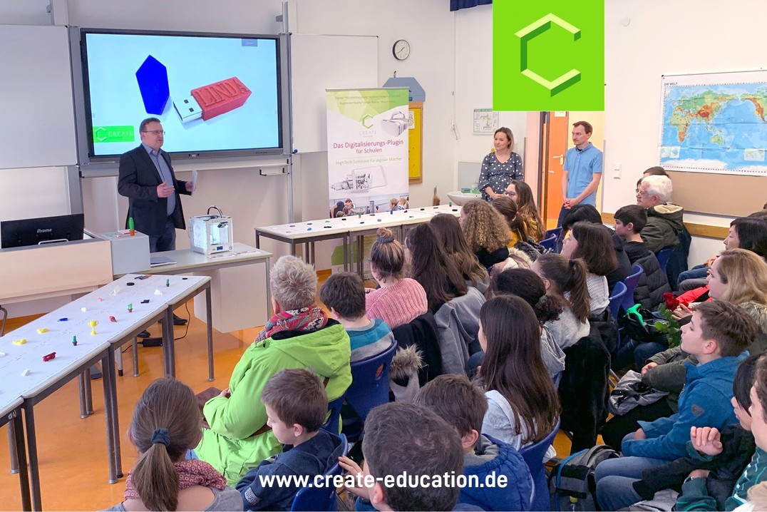 CREATE Education | Reutlingen