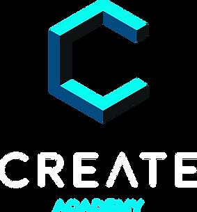 CREATE_Academy_Logo_RGB_Tuerkis_Weiss_qu