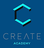 CREATE_Academy_Logo_RGB_Tuerkis_Grau_qua