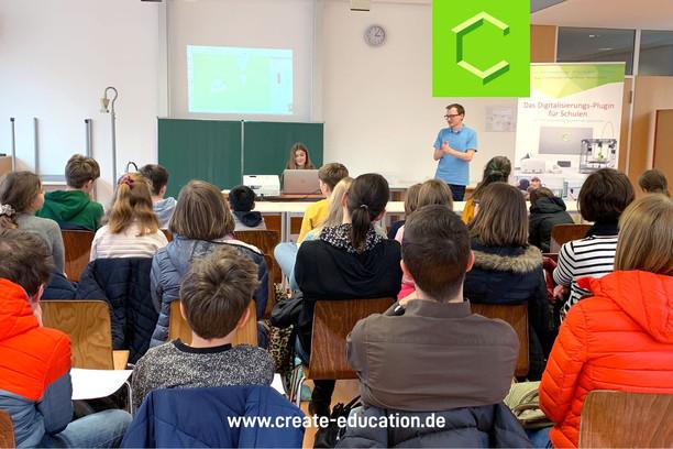 CREATE Education | Reutlingen