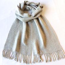 Silky-feel scarf