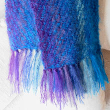 Blue Cozy Scarf