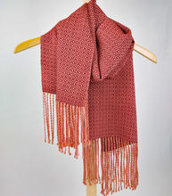 Scarf in Red