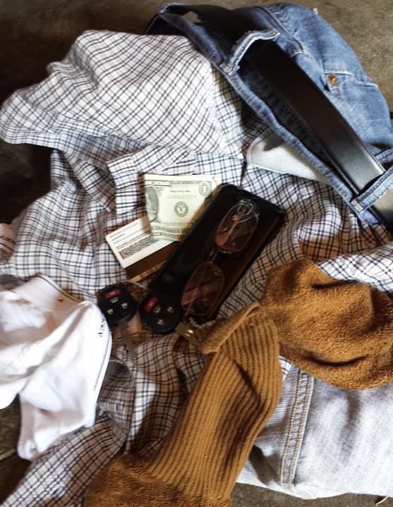 Vêtements et effets personnels