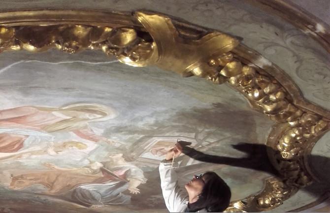 Santuario N.S. del Boschetto, Camogli, GE