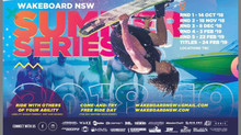 2018/2019 - Summer Series Dates