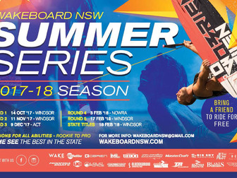 Bring on 2017 - 2018 Summer Series
