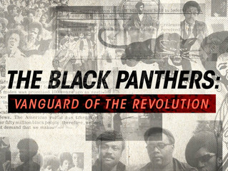The Black Panthers: Vanguard of the revolution review: docs on the spot