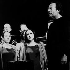 La Buona Novella al Teatro Biondo di Palermo - 2006 - Foto di scena