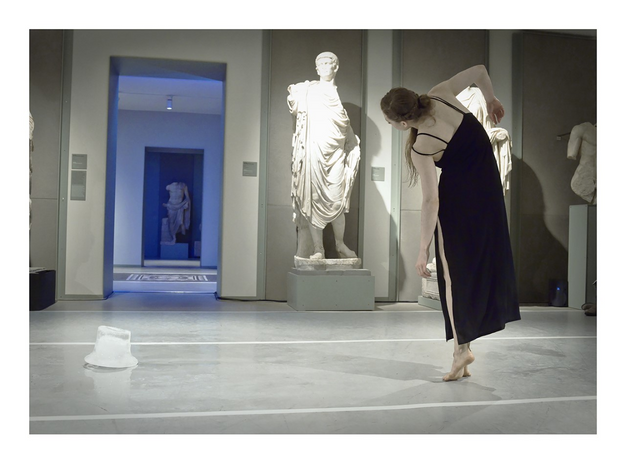 """""""Bassilla. La decima musa""""- sabato 18 maggio 2019 - Museo Archelogico Nazionale di Aquileia - 1° Festival Alpe-Adria dell'Archeologia Pubblica """"senzaConfini"""" (foto di Daniele Fona)"""