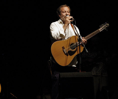 Edoardo in concerto a Vasto - 2008 - Foto Mariacristina Di Giuseppe