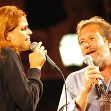 Cinque Terre Art Festival con Tosca - 2005 - Foto Mariacristina Di Giuseppe