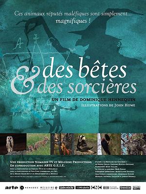Des bêtes et des sorcières - Anthoy touzalin & Jordan Proença