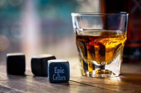 Epic Cellars Whisky Stones