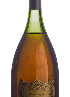 Dom Perignon - unacceptable transparency, color, and fill level