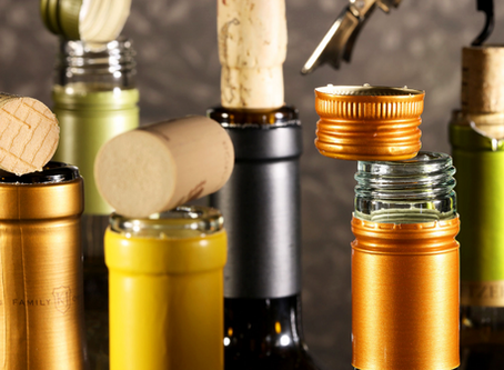 Wine Cork VS Screw Cap: Let's Call the Whole Thing Off