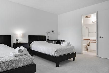 San Francisco rental housing bedroom