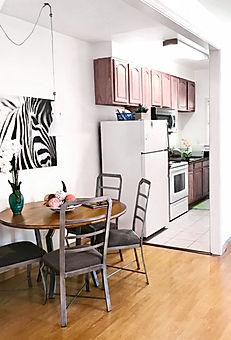san francisco vacation rental houing kitchen