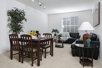 rexIRVINE Living / Dining Room