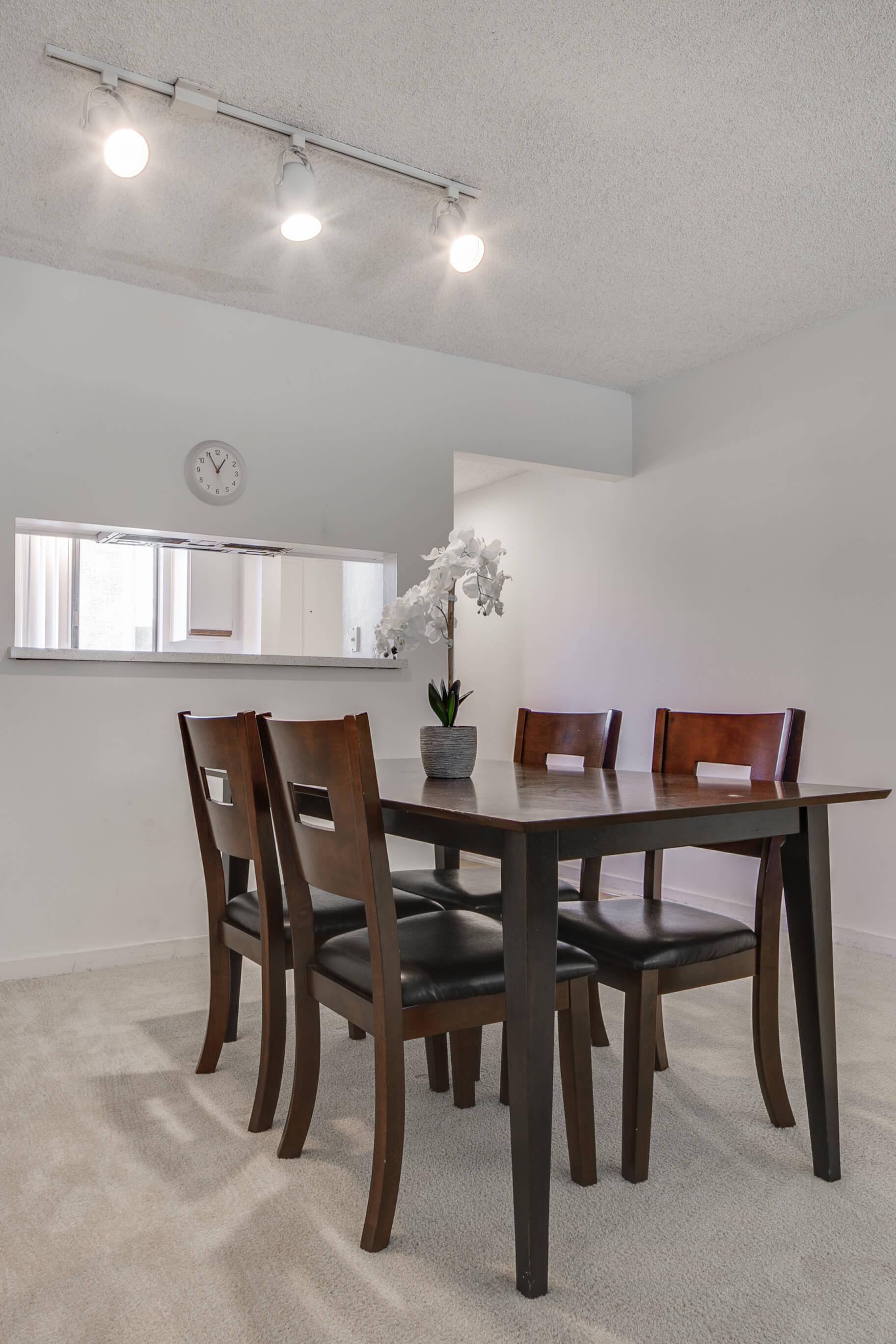 Park West Dinning Room