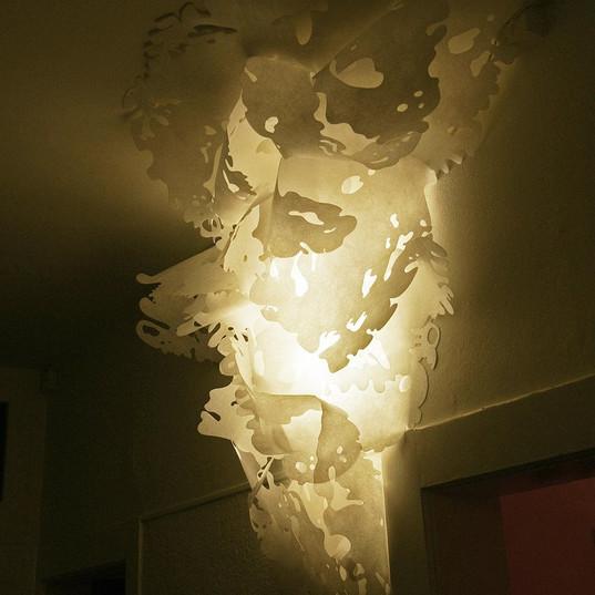 homogen lamp.