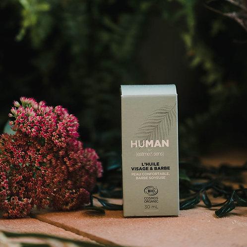 HUMAN Face & Beard Oil