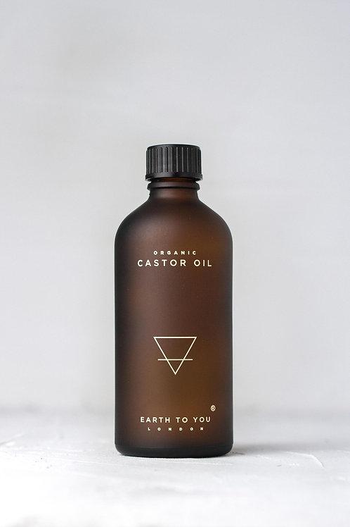 Organic Castor: Heal & Grow Hair Oil