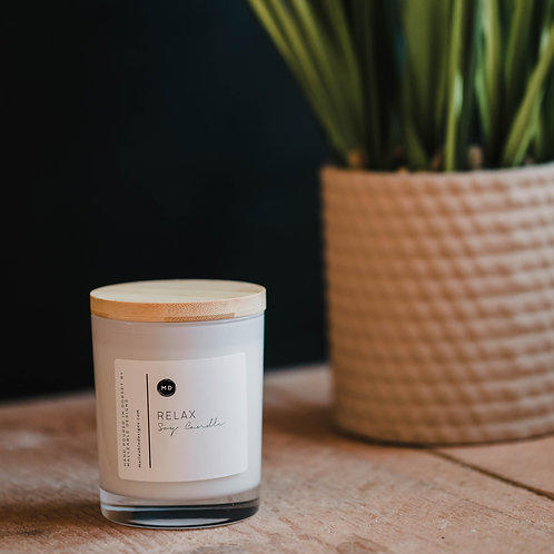 Malleable Designs Candle