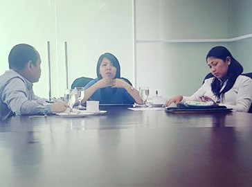 Bloomberg Meets MRC