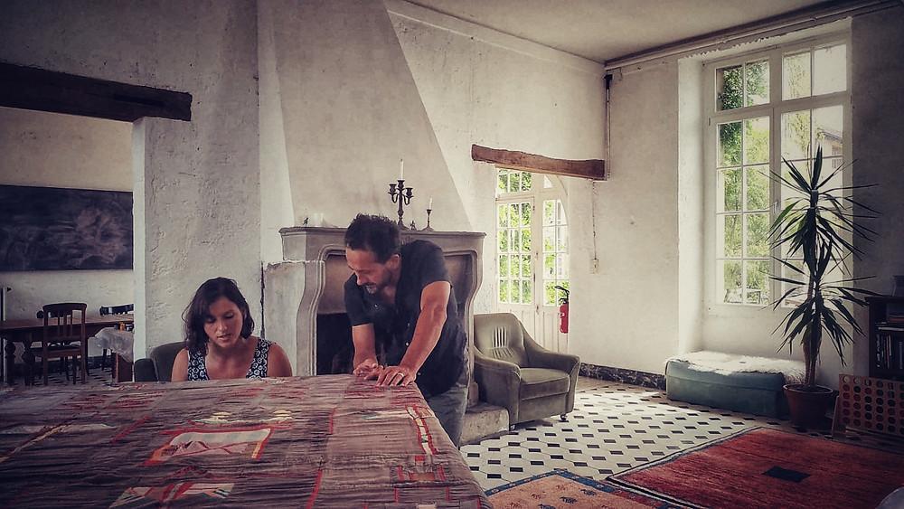 BAÏNEM au Château de Monthelon en compagnie de Sébastien Apert